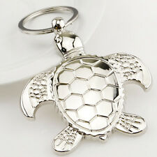 Sea Turtle Keyring Keychain Classic 3D Pendant Key Bag Car Key ChainPRO US&
