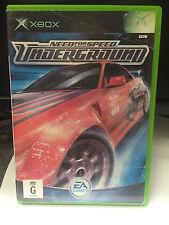 Need For Speed Underground (Microsoft Xbox, 2003)