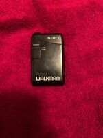 Vintage Sony Walkman SRF-29 AM/FM Radio With Belt Clip