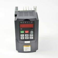 TOP MINI dimensioni 0,8 KW 220V 1HP 5A frequenza variabile DRIVE INVERTER VFD CNC
