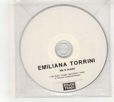 (GV390) Emiliana Torrini, Me & Armini - 2009 DJ CD