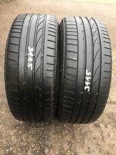 205 40 R 18 82W Bridgesrone Potenza Re050A1* RSC Run Flat RFT 2x Tyres BMW Mini