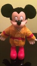 Mickey Mouse Retro Vintage Toy 70's 80's Good Condition