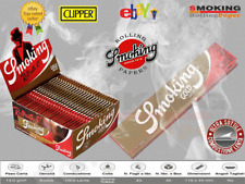 Smoking Gold Cartine Lunghe King Size Slim Oro Scatola Da 50 / 25 Libretti 33✅