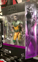 Star Wars Black Series Rebels Zeb Orrelios Deluxe 6 Inch Figure NEW IN STOCK
