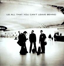 U2 all that you can't leave behind (CD album) pop rock