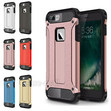 Chocs Armure Caoutchouc Rigide Coque Protectrice For iPhone 5 5s 6 6s 7/ Plus