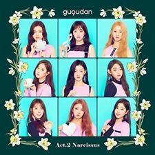 Gugudan - Act.2 Narcissus [New CD] Asia - Import