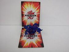 BAKUGAN Battle Brawlers Translucent Aquos 600g Skyress figure + 2 Metal Cards 37