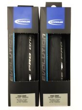 Schwalbe Pro One 25-622 Microskin Road Bike Tubeless Tire 700 x 25c - 2 tyres
