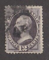 United States stamp #151, used,  SCV $200.00
