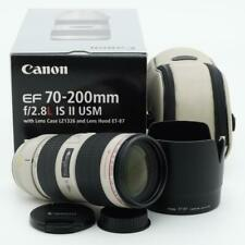 Canon EOS EF 70-200mm F/2.8 L IS II USM Zoom Lens