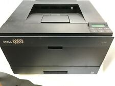 Dell 2330D Workgroup Laser Printer Untested Sold For Parts