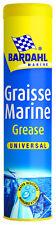 GRAISSE MARINE CARTOUCHE 400G WATERPROOF BARDAHL