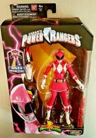 Power Rangers Pink Ranger Legacy Collection Build A Megazoid. Bandai. Mint