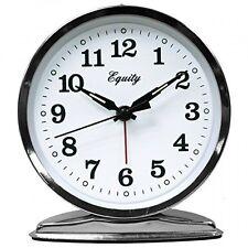 Equity by La Crosse WindUp Loud Bell Alarm Clock, New, Free Shipping