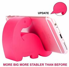 New Stands Dinosaur Shape Cute Cell Phone Mounts Candy Color Creative Pink Stand