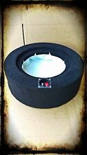 NEW Spare wheel sub enclosure stealth false floor custom fiberglass box 8 10 12