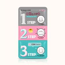 1 Set Cosmetici Bellezza Maiale Naso CHIARA venire fare TESTA NERA rimuovere 3 Step Clean Kit