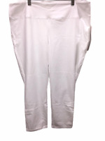 Wicked by Women with Control Women's Regular Crop Knit Leggings Medium Size