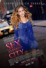 Sex and the City - A3 Film Poster - FREE UK P&P
