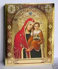 Ikone GM Bojanskaja geweiht икона Богородица Боянская освящена 12x10x2 cm