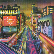 The Hollies CD Another Night rare OOP