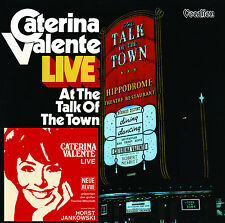 Caterina Valente Live at the Talk of the Town & Caterina Valente Live - CDLK4511