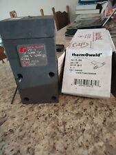 Thermoweld# M-3349 Cart #115 Weld type Cb-5 (New)