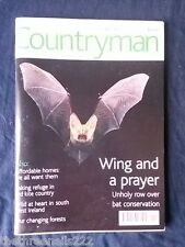 THE COUNTRYMAN - BAT CONSERVATION - JUNE 2005