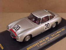 Ixo 1/43 Scale - Lmc098 Mercedes 300 SL #20 2nd le Mans 1952