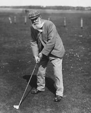 Pioneer Golfer OLD TOM MORRIS Glossy 8x10 Photo Vintage Print Golf Poster