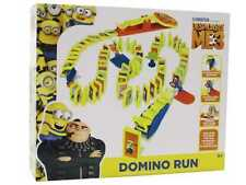 MINIONS DESPICABLE ME 3 DOMINOES RUN RALLY SET CHILDRENS DOMINO GAME 28-0260