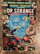 MARVEL PREMIERE 10 1ST SHUMA-GORATH DOCTOR STRANGE