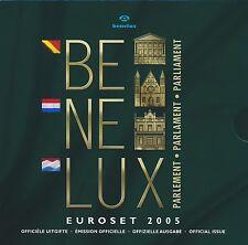 BENELUX KMS Euroset 2005 - Offizielle Ausgabe