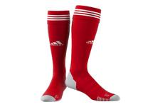 Adidas Adisock 18 Rojo Calcetines de Fútbol Hombre Deporte Entrenamiento -