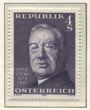 Österreich Austria 1414 100. Geburtstag von Otto Loewi - Nobelpreis 1936 **