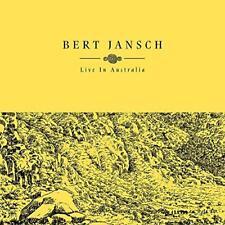Bert Jansch - Live In Australia (NEW VINYL LP)
