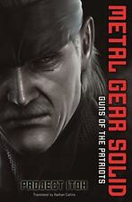 Metal Gear Solid : Guns of the Patriot 1 by Project Itoh (2012, Paperback)