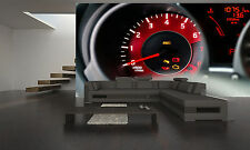 Modern Sport Car Dashboard Wall Mural Photo Wallpaper GIANT DECOR Paper Poster