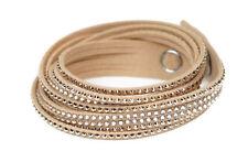 Swarovski Fabric Costume Bracelets