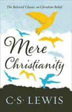 Mere Christianity, Brand New, Free shipping in the US