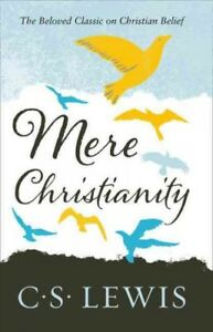Mere Christianity, Paperback by Lewis, C. S., Brand New, Free shipping in the US