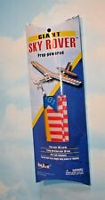 GIANT SKY ROVER Prop Powered Toy Airplane     NEW