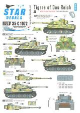 Star Decals 1/35 TIGERS OF DAS REICH s.SS Panzer Division Das Reich at Kursk