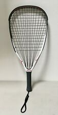Head Great White Racquetball Racquet - NEW STRINGS, NEW GRIP, SUPER CLEAN!