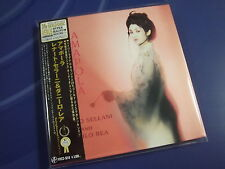 Japan Mini lp 24k Gold CD RENATO SELLANI & DANILO REA Duo Anapola Venus Hyper