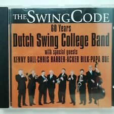 Dutch Swing College Band: The Swing Code / Timeless CD CDTTD658