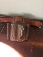 Vintage Occidental Leather Pouches Tool Bag Belt ~ Nicholas Hammer