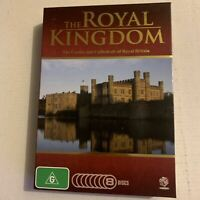The Royal Kingdom: The Castles & Cathedrals Of Royal Britain (DVD, 2010, 8-Disc)